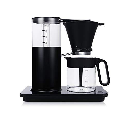 Wilfa CLASSIC PLUS Filterkaffeemaschine - Kaffeemaschine aus Stahl mit Glaskanne, 1 Liter...