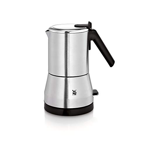 WMF Küchenminis Edition Espressokocher elektrisch, für 2 oder 4 Tassen, platzsparend, 400 W,...