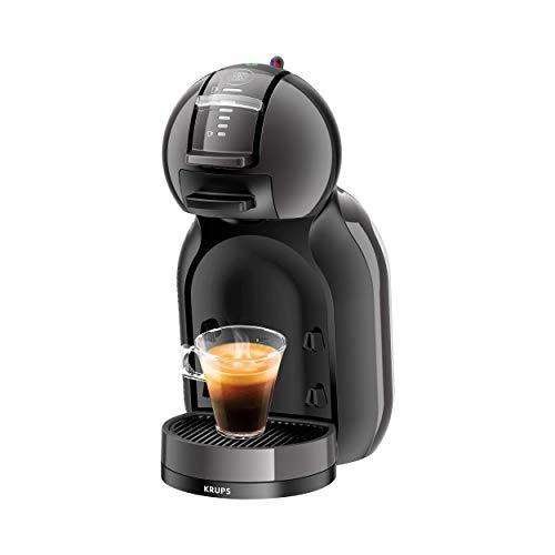 Krups Nescafé Dolce Gusto Mini Me KP1208 Kapsel Kaffeemaschine (für heiße und kalte Getränke, 15...