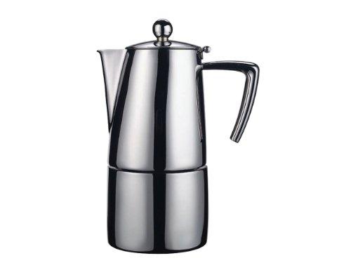 Ilsa Kaffeekanne Espresso Satin 6Tassen