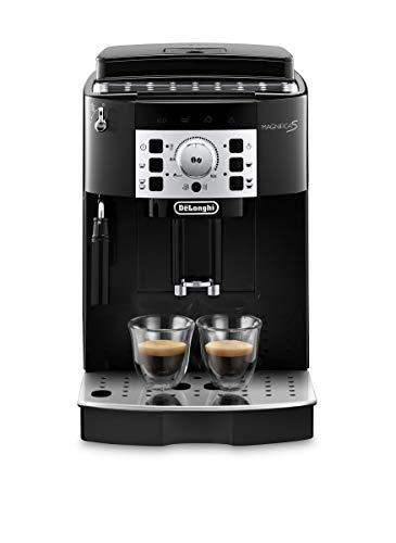 De'Longhi Magnifica S ECAM 22.110.B Kaffeevollautomat mit Milchaufschäumdüse für Cappuccino,...