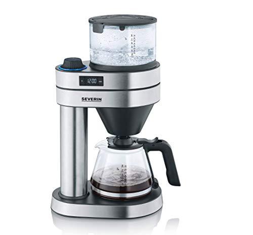 SEVERIN Filterkaffeemaschine 'Caprice', wie von Hand aufgebrüht mit dem Kaffeebereiter für bis zu...