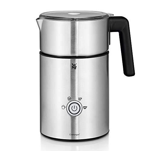 WMF Lono Milk & Choc Milchaufschäumer elektrisch, 150-500 ml, 650 Watt, kabelloser Milchbehälter,...