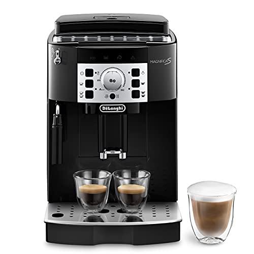 De'Longhi Magnifica S ECAM 22.110.B, Kaffeevollautomat mit Milchaufschäumdüse, EXKLUSIV BEI...