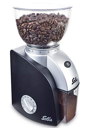 Solis Scala Plus 1661 Kaffeemühle Elektrisch - Coffee Grinder - 22 Mahlstufen - 250g...