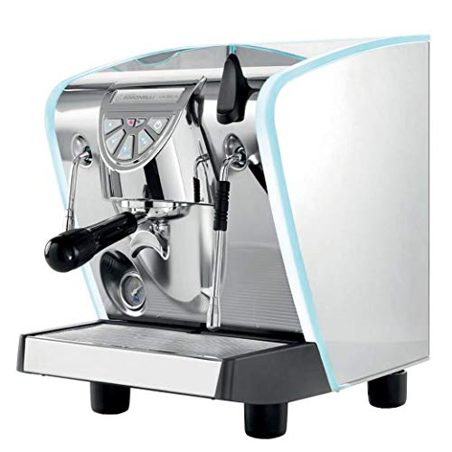 Nuova Simonelli Musica Lux Espressomaschine Semiprofessionelle Kaffeemaschine für den gehobenen...