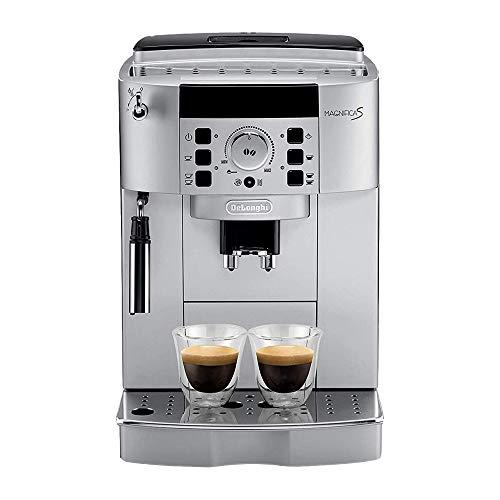 De'Longhi Magnifica ECAM 22.110.SB – Kaffeevollautomat mit Milchaufschäumdüse, Digitaldisplay...