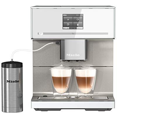 Miele CM 7550 Kaffeevollautomat (Smartphone bedienbar mit WiFiConnect, Kaffeemaschine mit...