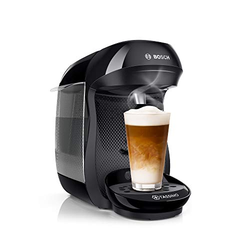 Tassimo Happy Kapselmaschine TAS1002 Kaffeemaschine by Bosch, über 70 Getränke, vollautomatisch,...