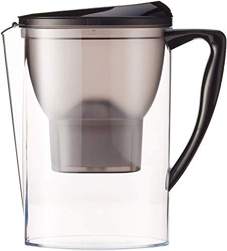 Amazon Basics Wasserfilter 2,3 Liter - Schwarz