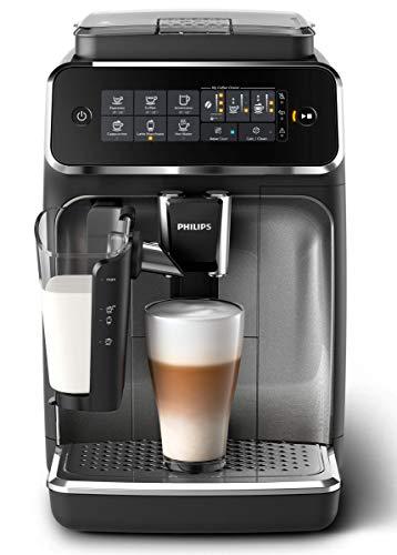 Philips 3200 Serie EP3246/70 Kaffeevollautomat, 5 Kaffeespezialitäten (LatteGo Milchsystem)...