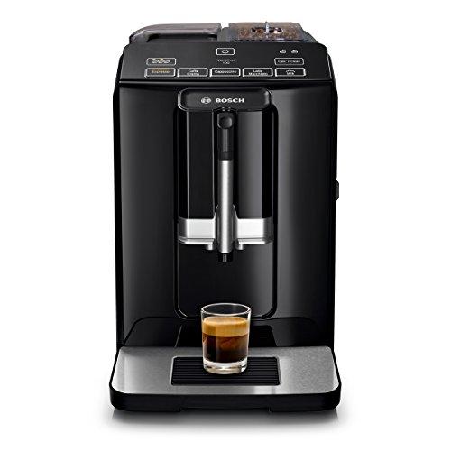 Bosch VeroCup 100 TIS30159DE Kaffeevollautomat (1300 Watt, Keramikmahlwerk, Direktwahltasten)...