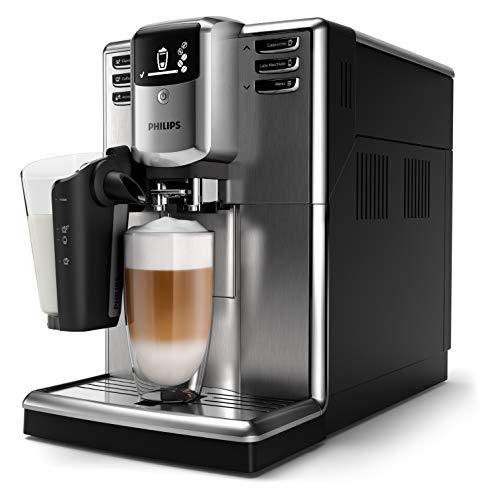 Philips 5000 Serie EP5335/10 Kaffeevollautomat, 6 Kaffeespezialitäten (LatteGo Milchsystem)...