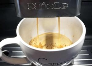 Beleuchtung Miele-CM6350 Kaffeevollautomat