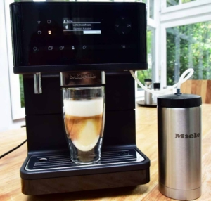 Frontansicht Miele-CM-6350 Kaffeevollautomat