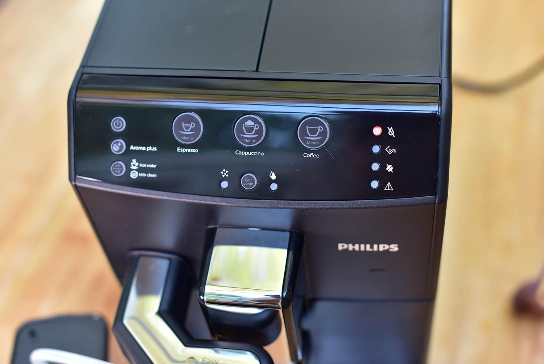 Philips Vollautomaten Test