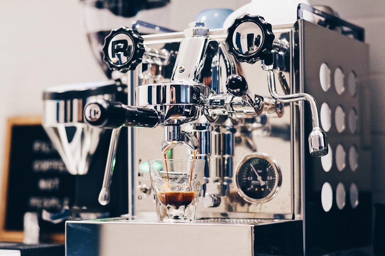 Bezzera Espressomaschine Test