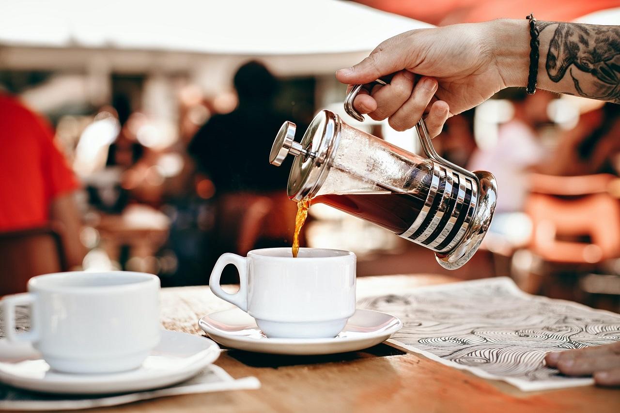 French Press Kaffeebereiter Test