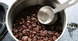 Kaffeedose Test