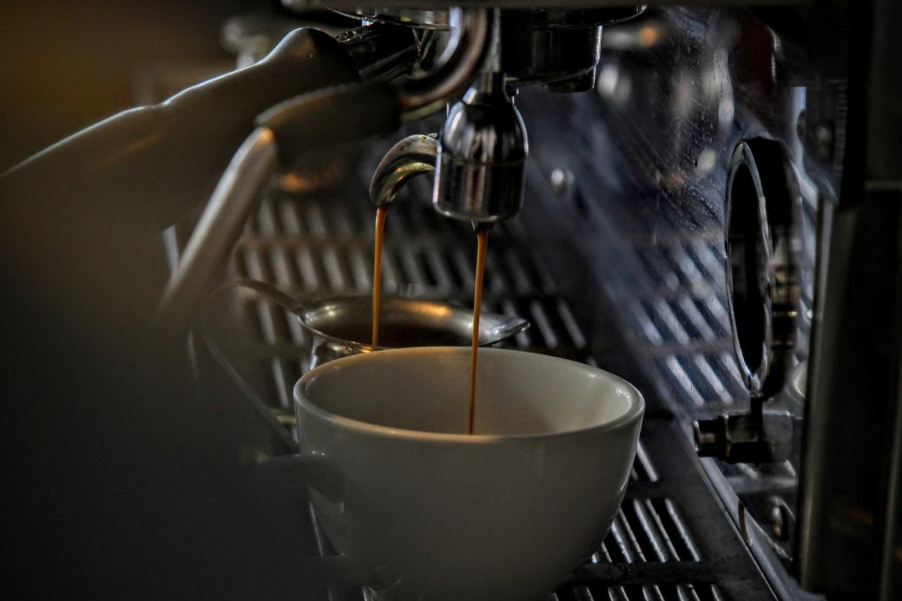 Grimac Espressomaschine Test