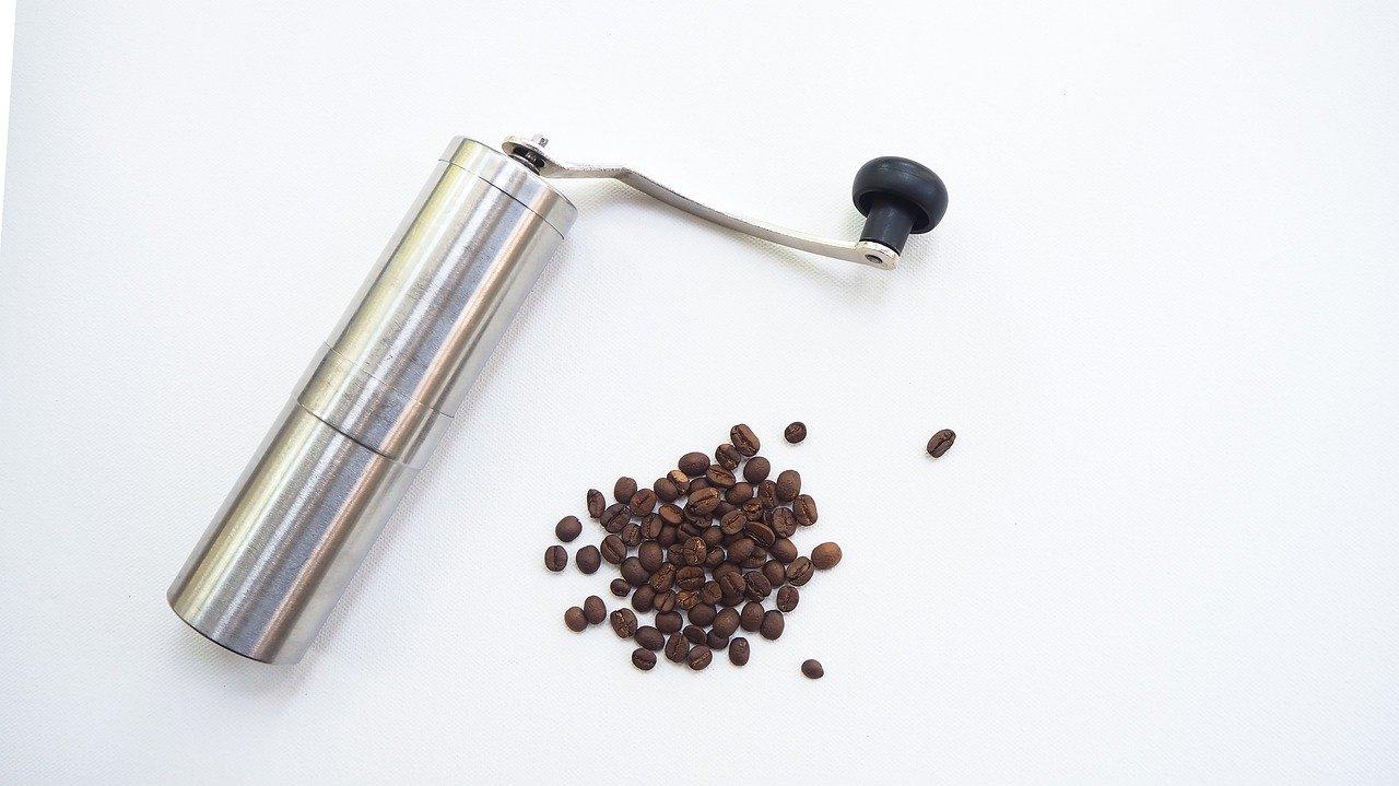 Hand Kaffeemühle Test