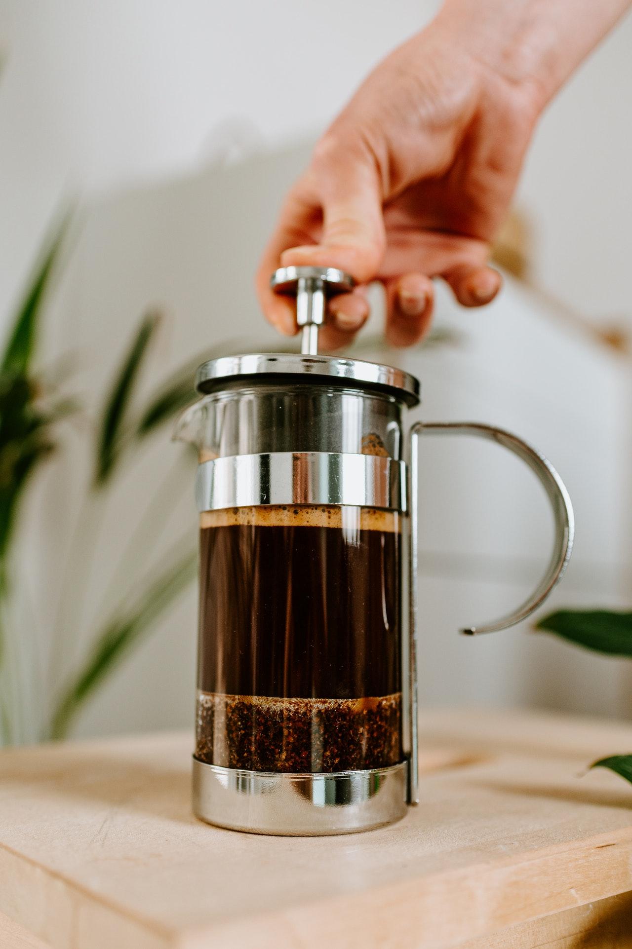 Der Kaffee Zubereiter wurde Mitte des 19. Jahrhunderts in Frankreich entwickelt und bis zu seiner heutigen Form kontinuierlich verbessert.