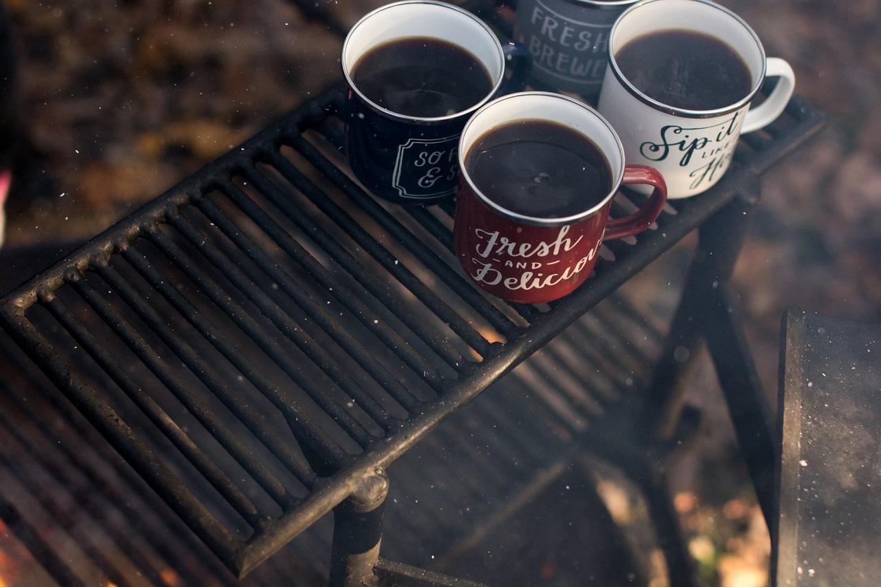 Der Nanopresso Espressobereiter funktioniert mit herkömmlichen Kapseln.