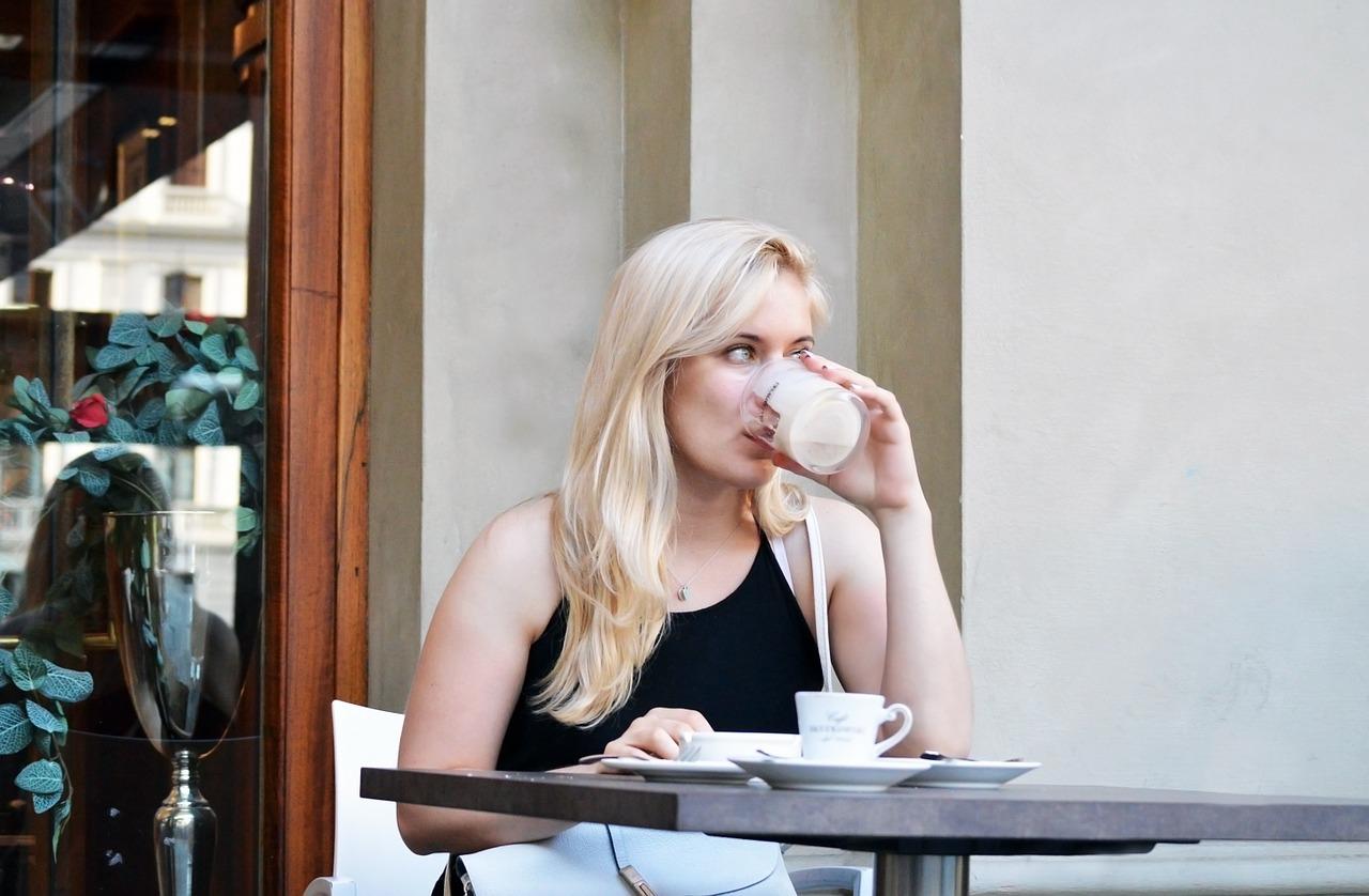 Kaffee trinken während der Schwangerschaft