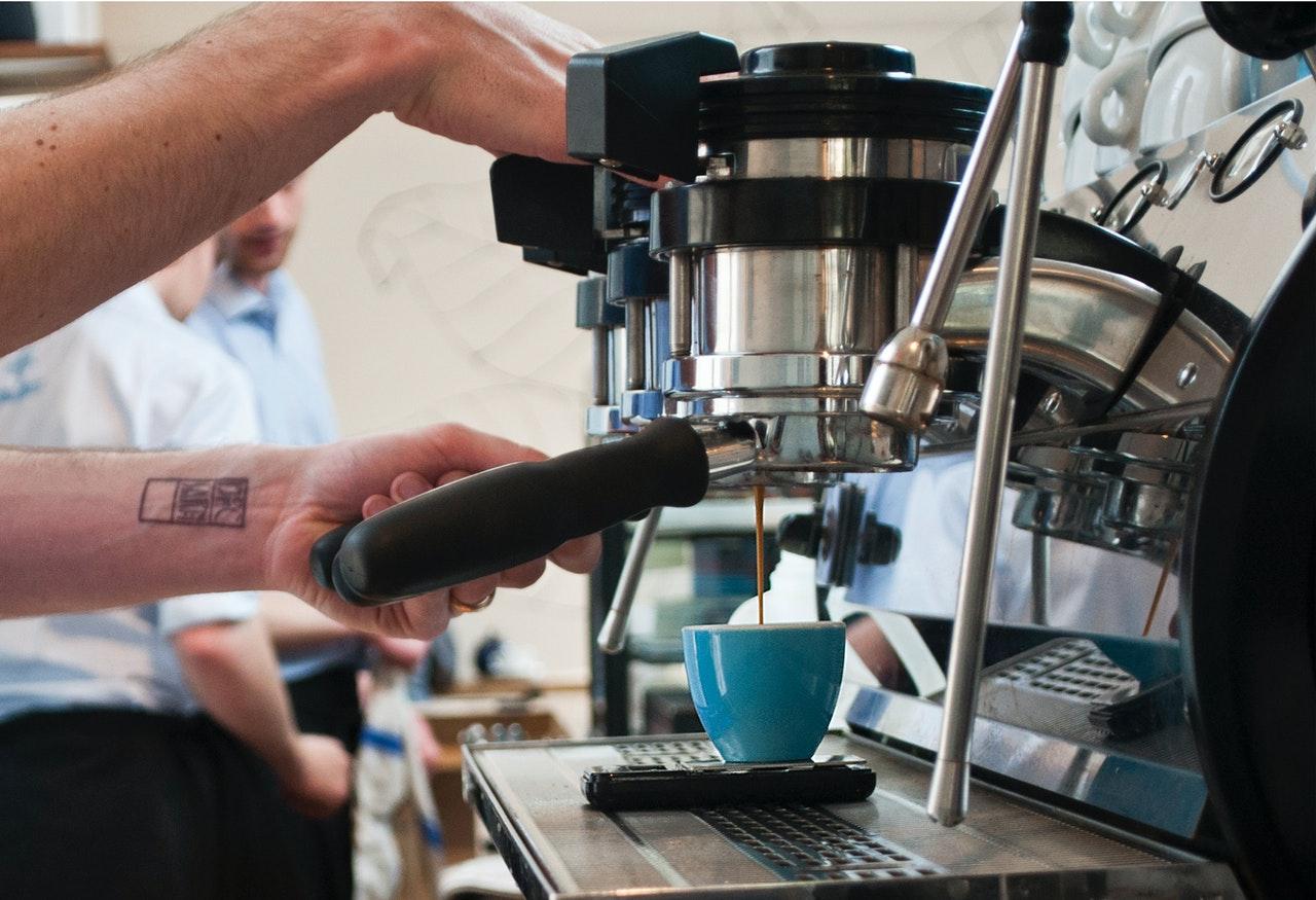Simonelli Espressomaschinen stehen für Qualität und Langlebigkeit.