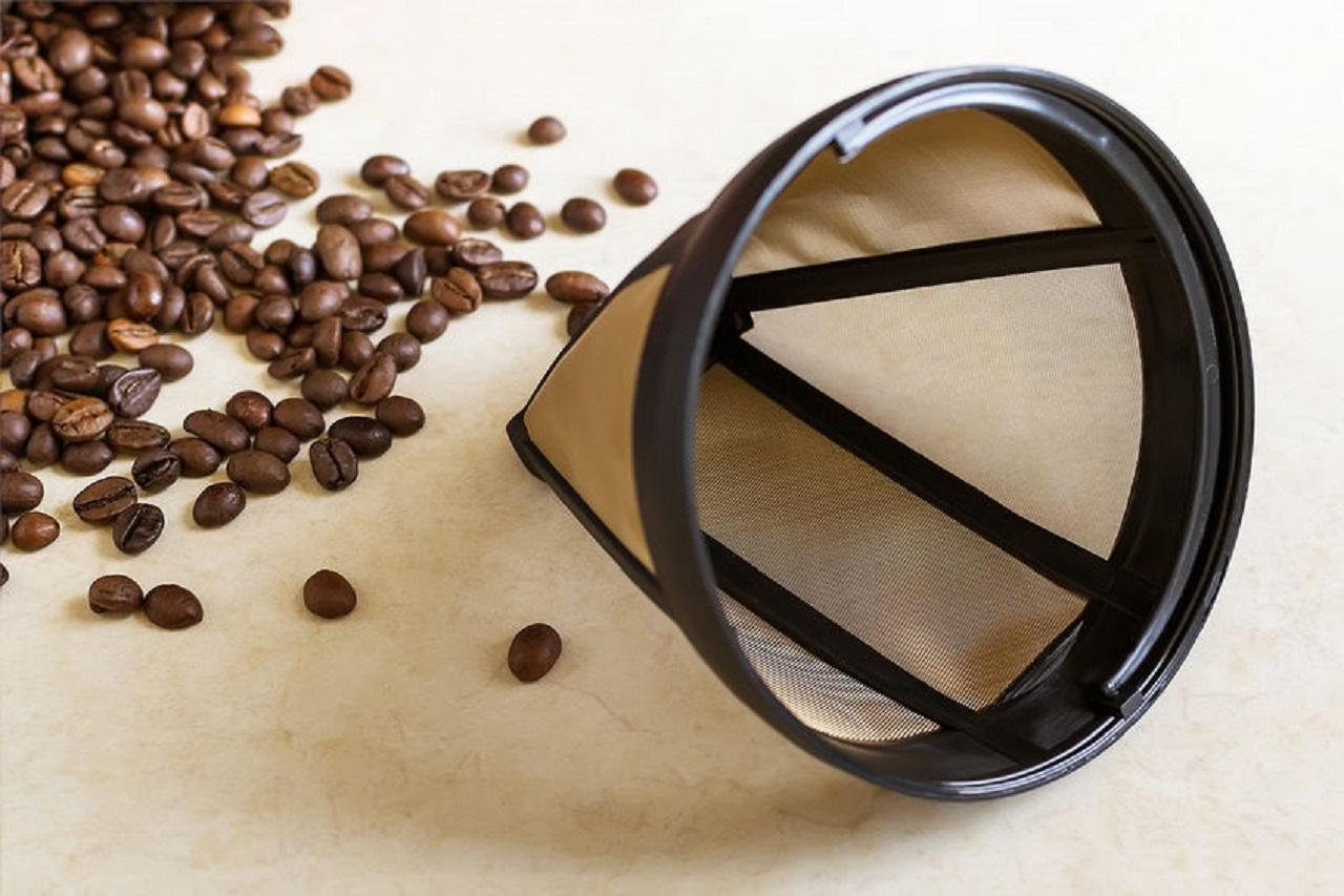 Wiederverwendbare Kaffeefilter Test