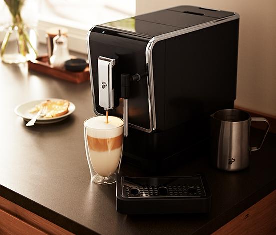 Tchibo Kaffeevollautomat: Test 2020 des Esperto Caffè