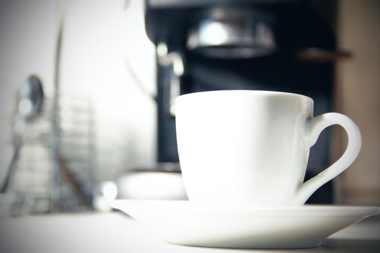 Kaffeepadbehälter Test