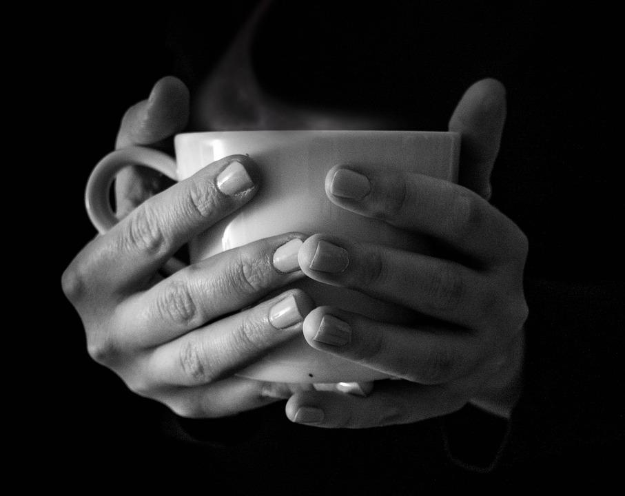 Schwarzer Kaffee schmeckt zu besonderen Anlässen einfach klasse